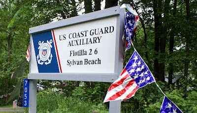 Flotilla 26 Base Sign