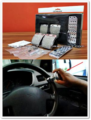 4 Aksesoris Mobil Yang Berbahaya Bila Dipasang !