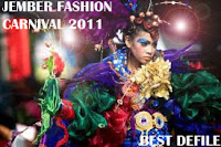Jember Fashion Carnaval (JFC) 2011 | Eyes on Triumph & 10 Best Defile JFC | Karnaval Jember
