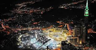 Hajj Pictures Download Full HD Wallpapers 25 October,2012 night