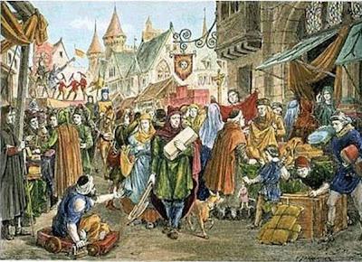 Orígenes de Mercados Medievales