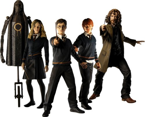 Best Harry Potter Toys And Figures : O mundo maia action figures