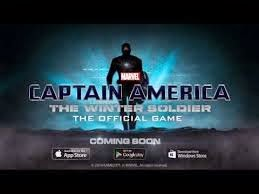 Marvel's Captain America The Winter Soldier Official Trailer