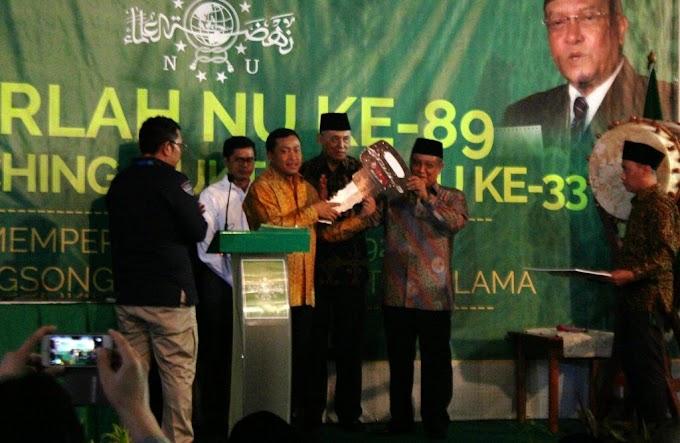 Yamaha Indonesia Bantu PBNU 65 Unit Motor