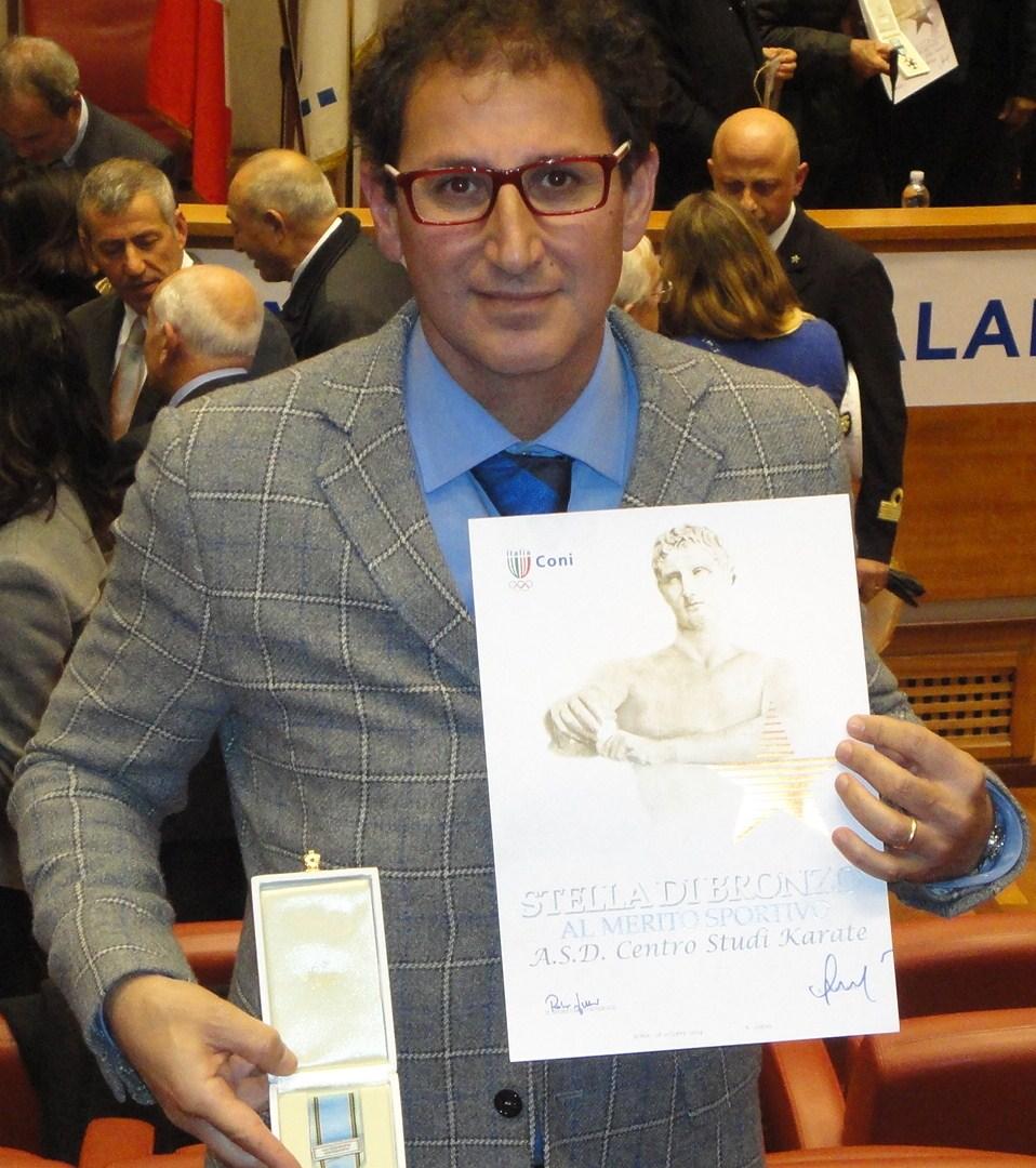 Presidente e D.T. Vincenzo URSINO