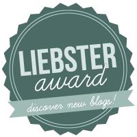 Nominacja - LIEBSTER AWARD :)