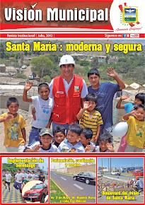 Revista Institucional: Visión Municipal (Haz clic aquí)