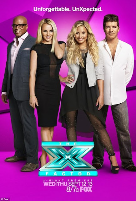 Britney-Spears-new-promotional-poster-for-The-X-Factor