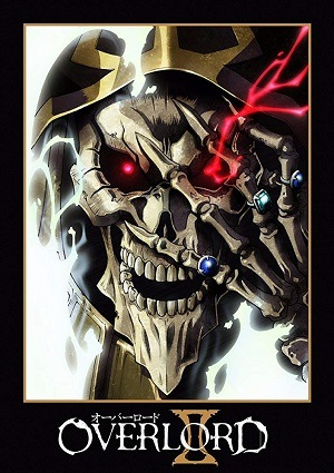 Overlord - 2ª Temporada Legendada Desenhos Torrent Download capa