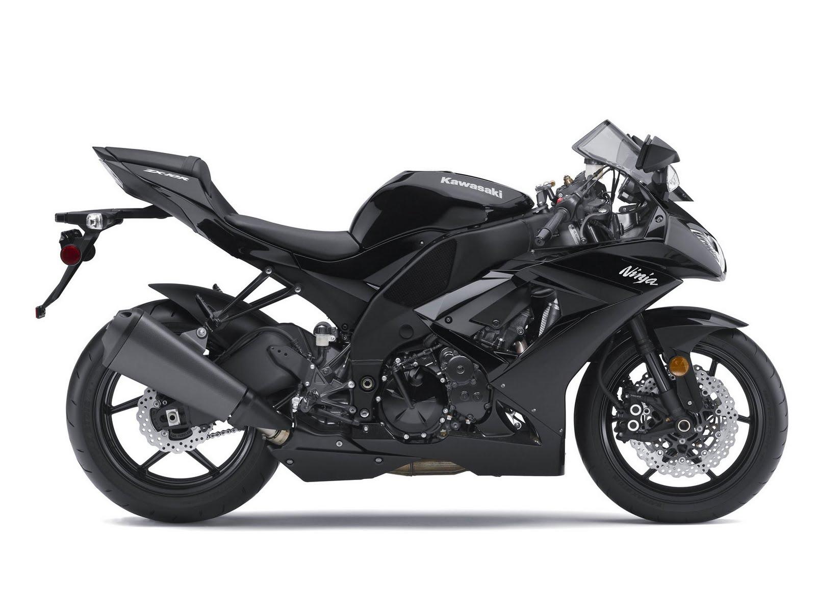 Kawasaki Ninja ZX 10R Sportbike