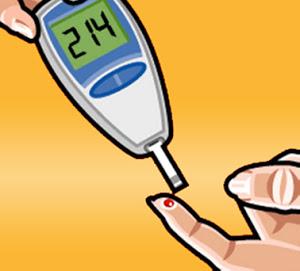Tener diabetes