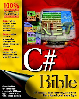 C# Bible Cover