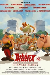 Asterix: The Mansions Of The Gods / Astérix: Le Domaine Des Dieux