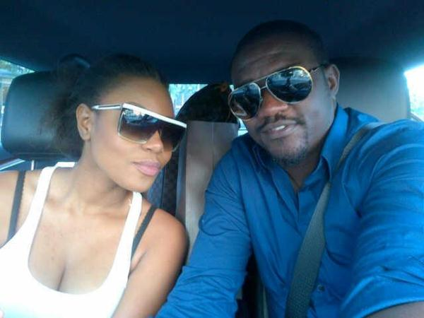 Yvonne and John Dumelo dating? chiomaandy.com