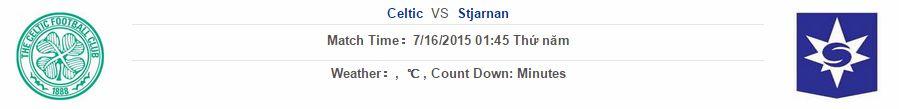 Celtic vs Stjarnan link vào 12bet