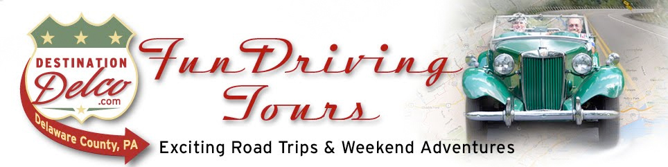 Delaware County Driving Tours
