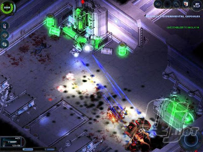 Alien Shooter Screenshots 1