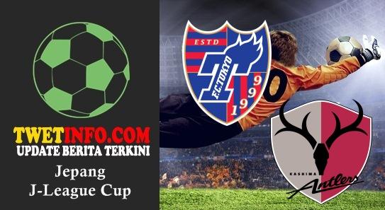 Prediksi Tokyo vs Kashima Antlers, JLeague Cup 02-09-2015