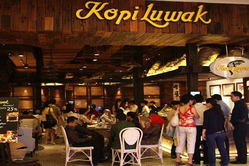 Cafe Kopi Luwak Semarang
