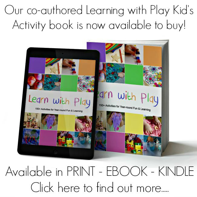 Learn with Play - 150+ Activities