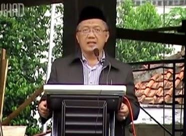 KH. Shiddiq Amien, Al-Quran & Kejadian Manusia (Bag 1/4)