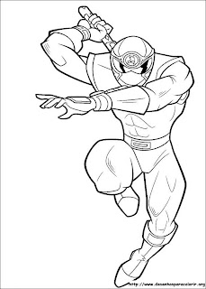 Desenhos do Power Rangers