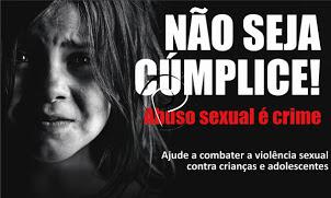Abusos Sexuais em Crianças deixam marcas para vida toda.