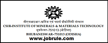 CSIR IMMT Bhubaneswar (Odisha) Latest Assistant & Junior Stenographer Jobs Opening December 2014