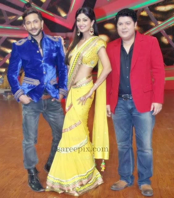 Shilpa-shetty-Sajid-khan-Nach-baliye-6-sets