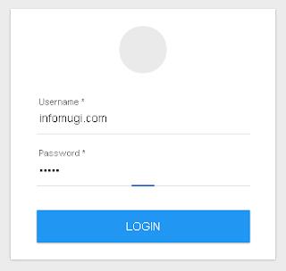 cara membuat user bisa login dari tabel di yii, login dinamis di yii, cara login dari tabel yii
