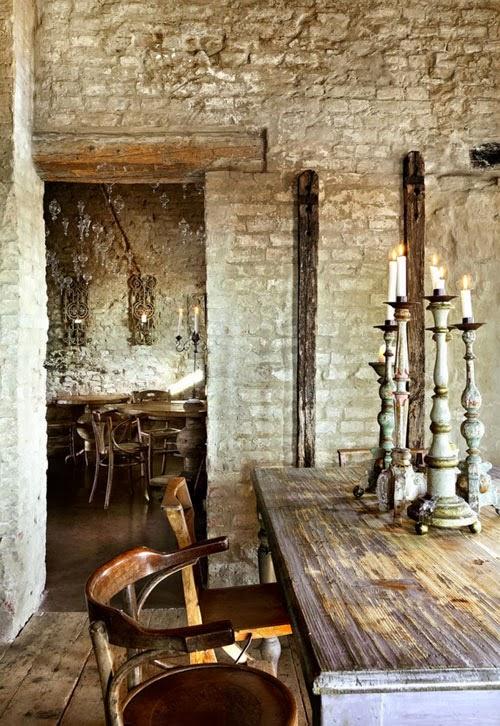 20 dormitorios rústicos con mucho encanto · ElMueble - imagenes de muebles rusticos de madera