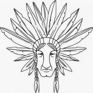 como desenhar um Índio passo a passo como desenhar 10