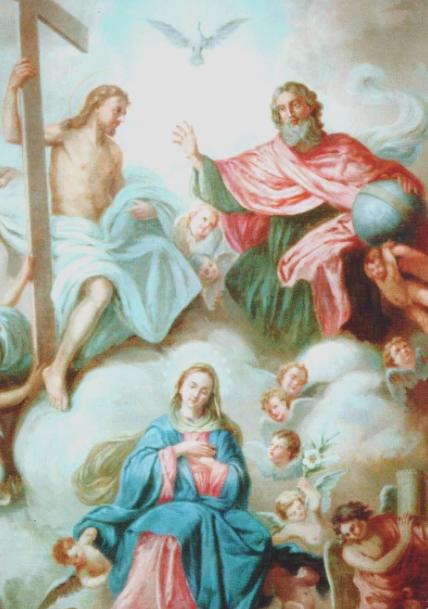A Santíssima Trindade