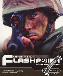Operation Flashpoint Cold War Crisis Cover, Poster