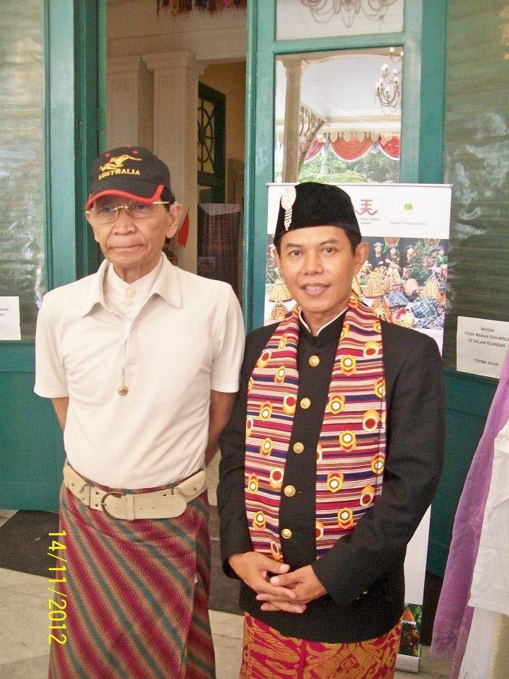 Sahabat Budaya Indonesia bag. 1: Aktifitas di Museum Tekstil Jakarta