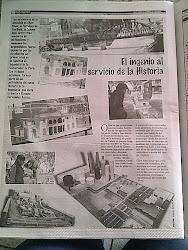 Publicación en Semana Junio 2012