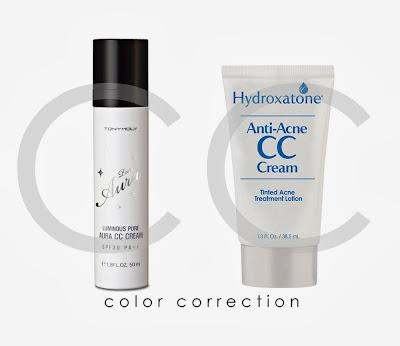 color correction cc cream tony moly hydroxatone