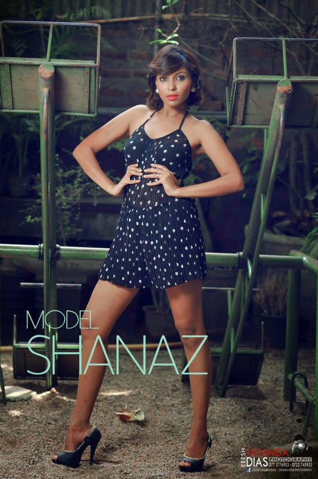 Model SHANAZ Fashion collection