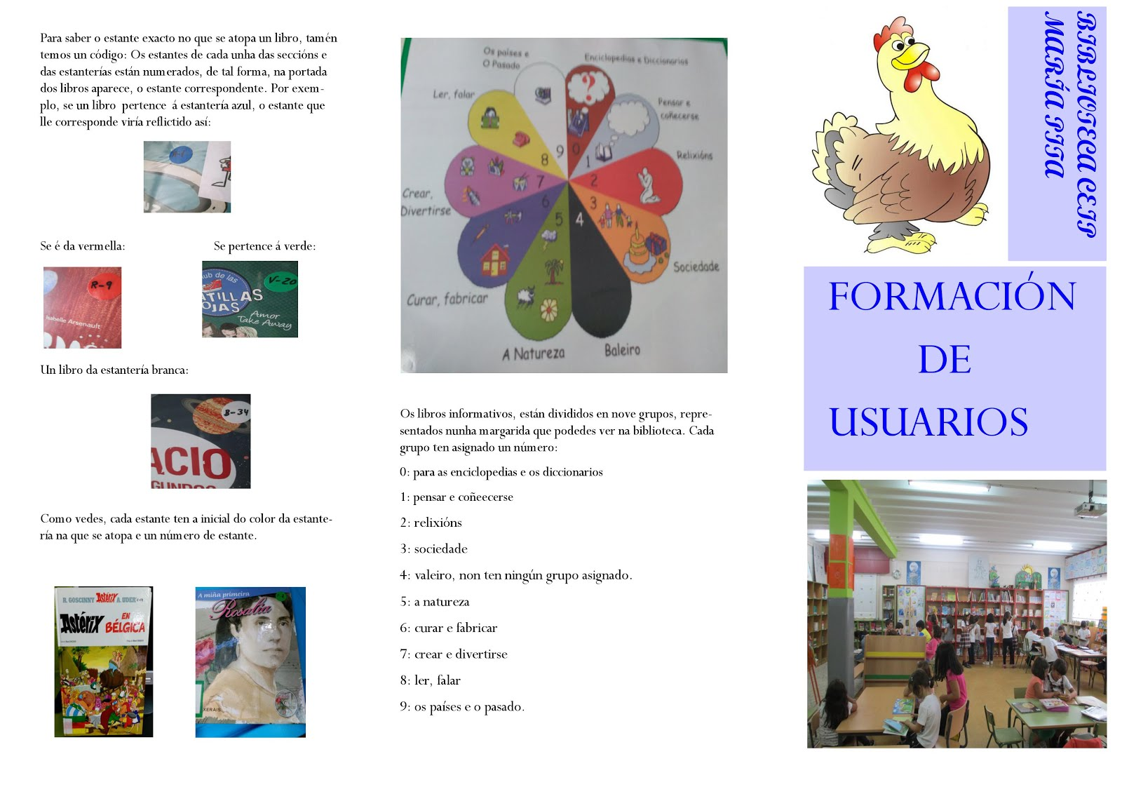 FORMACIÓN DE USUARIOS