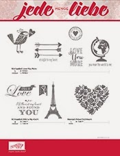 Valentinstags-Stempel
