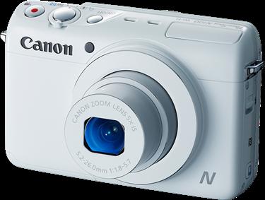 Canon PowerShot N100 Camera User's Manual