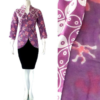 Model Blouse Acelin DBT 4201