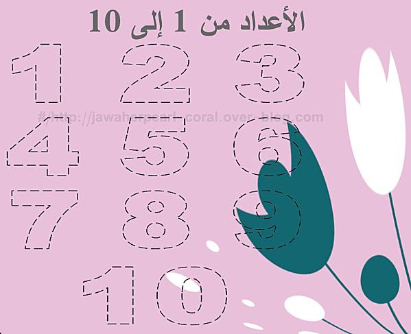 بطاقات أنشطة تعليمية للاطفال