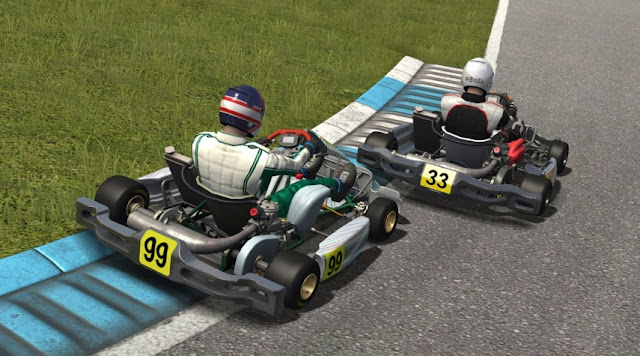 Kart racing pro beta 6 en desarrollo