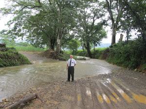 Canlun River Rising