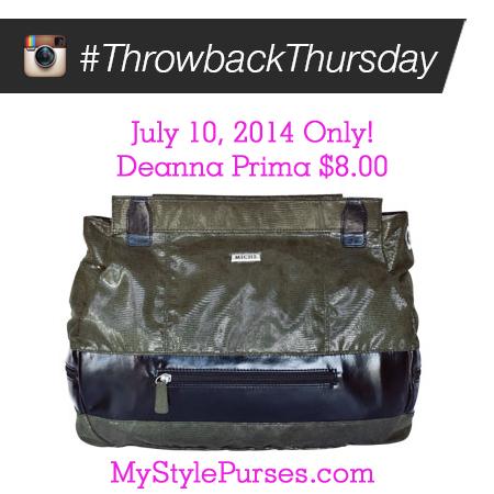 Miche Throwback Thursday July 10, 2014 | MyStylePurses.com