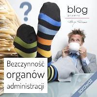 Bezczynność organów administracji