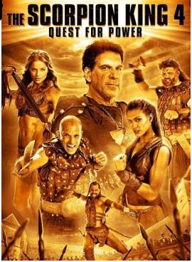 El Rey Escorpion 4: La Llave Del Poder – DVDRIP LATINO
