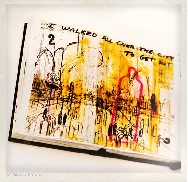 Psynopsis George Widener Sketchbook