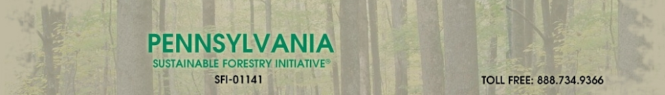 PA SFI Professional Timber Harvester Training Program